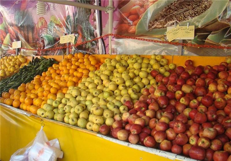 همدان| 2600 تن میوه شب عید در حال ذخیره سازی برای تنظیم بازار است