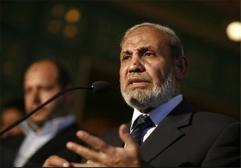Hamas Eager to Expand Ties with Iran: Official
