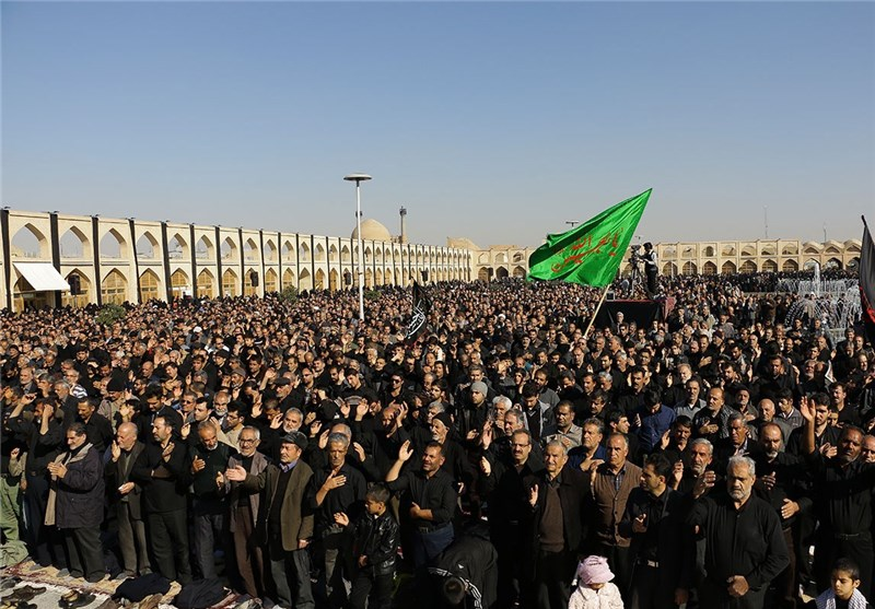اخبار اربعین 98| میدان امام علی(ع) اصفهان میزبان اجتماع عزاداران حسینی در روز اربعین است