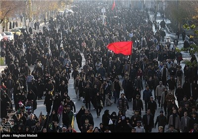 Drones Banned at Arbaeen Rituals in Iraq's Karbala