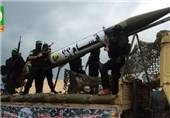 گروههای مقاومت فلسطینی شهرکهای صهیونیستی را با موشک هدف قرار دادند