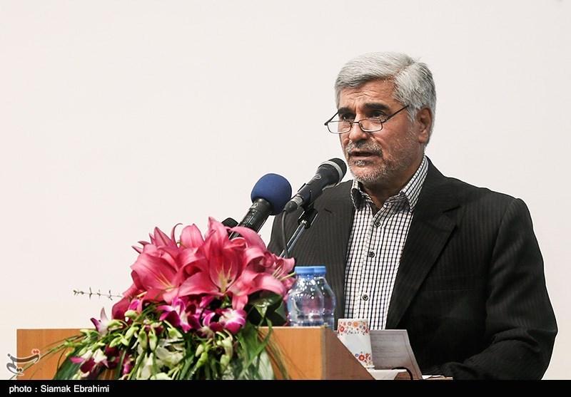 سخنرانی محمد فرهادی وزیر علوم تحقیقات و فناوری در مراسم افتتاح نمایشگاه هفته پژوهش