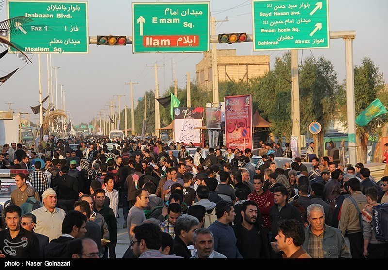 Iran, Iraq Ink MoU on Arbaeen Pilgrimage: Official