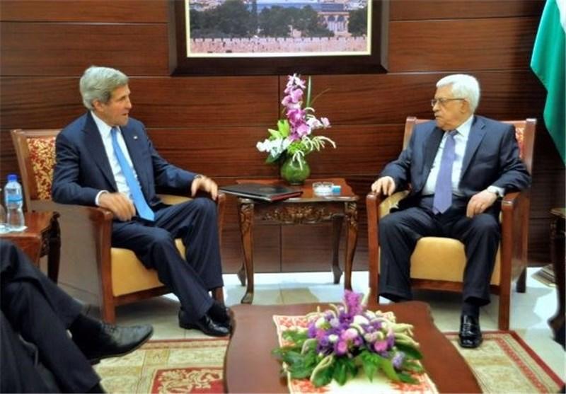 صحیفة «القدس» : کیری هدد عباس بخسارة السلطة ونفسه