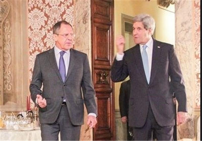 Kerry Meets Lavrov for Ukraine Talks in Geneva