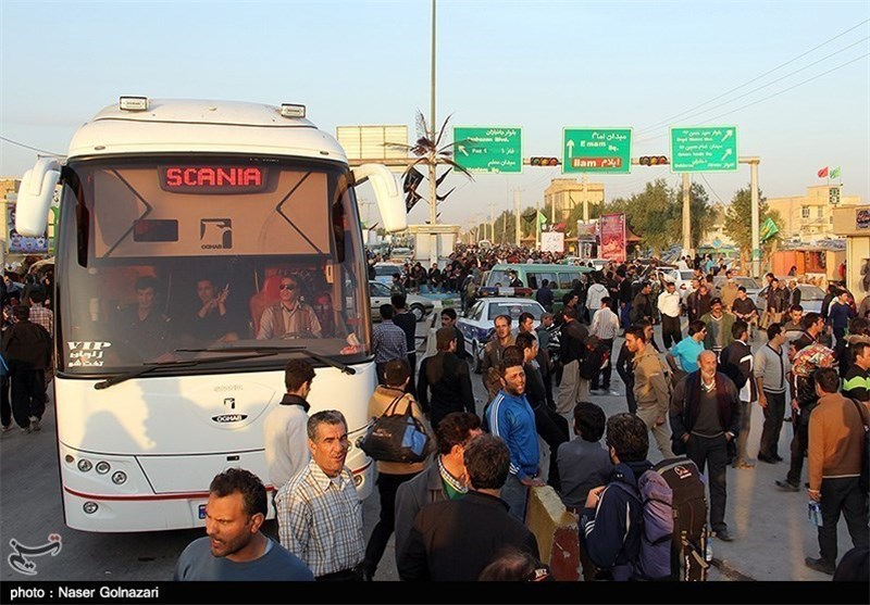 زائران مرز مهران