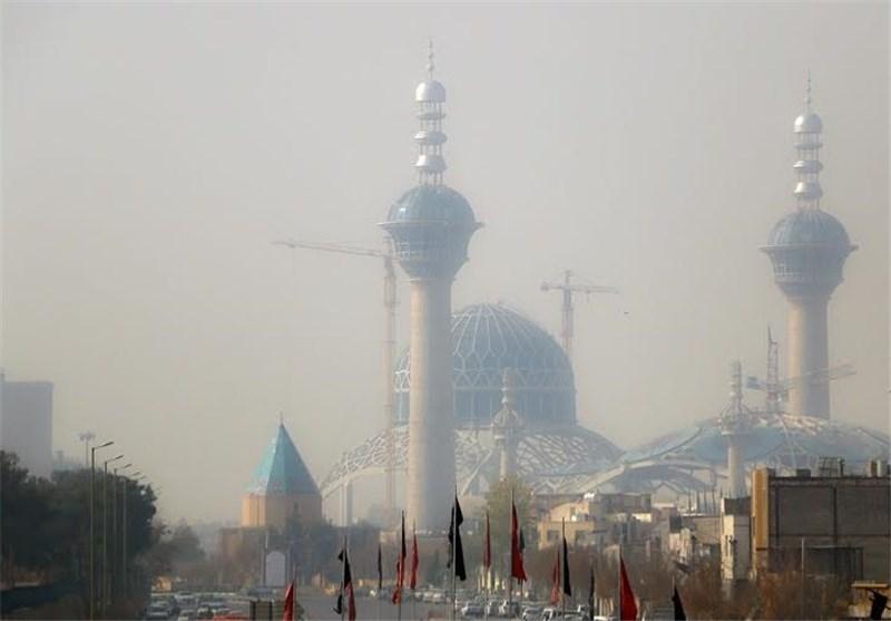 آخرین جزئیات آلودگی هوای اصفهان؛ فردا هوای اصفهان شرایط بهتری دارد
