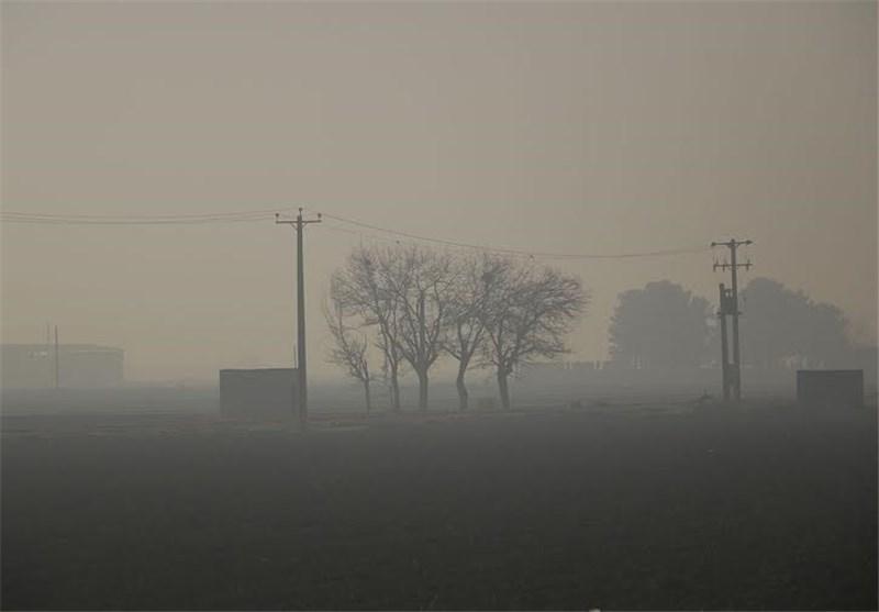 آلودگی هوا اصفهان 16