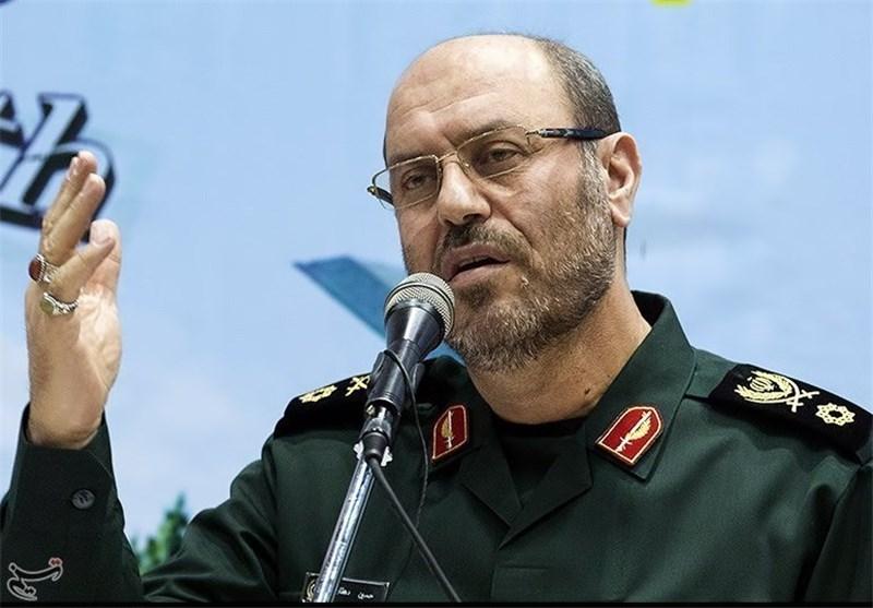 وزیرالدفاع : تحرک قواتنا المسلحة لن یقتصر على منطقتنا