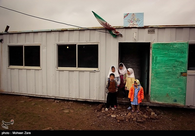 """20 کلاس درس در شهرستان گنبدکاووس در """"کانکس"""" برپا میشود"""