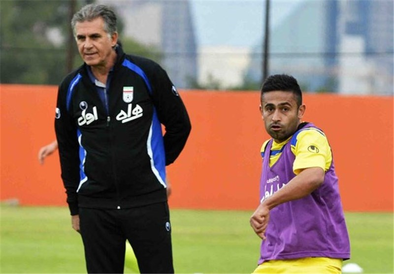 "Carlos Queiroz Sees Iraq Match as ""Good"" for Young Players"
