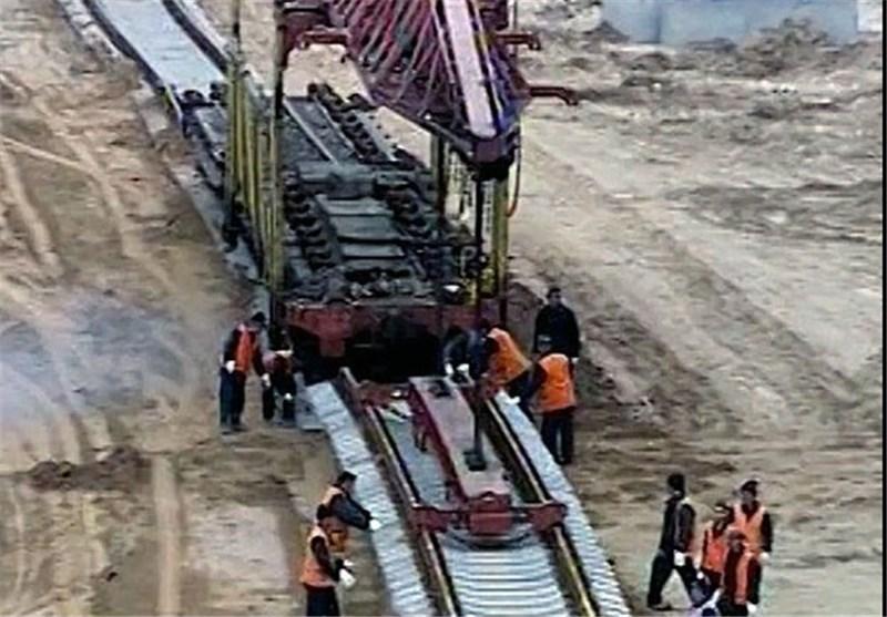 İran-Azerbaycan Cumhuriyeti Demir Yolu Bağlanıyor