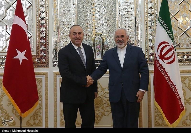 دیدار وزاری خارجه ایران و ترکیه