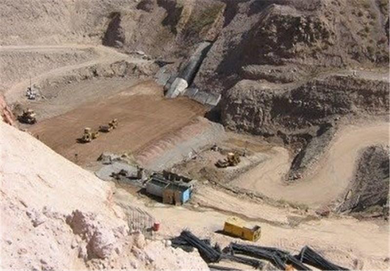 سد تازه کند گرمی مغان پروژه استراتژیک شمال استان
