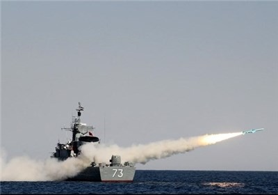 Iranian Navy Kicks Off Massive War Game in Southern Waters