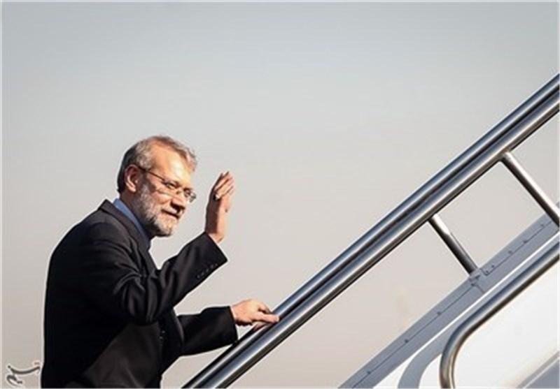 رئیس مجلس الشوری الاسلامی یزور ترکیا بعد غد الثلاثاء