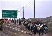 پیشبینی حضور 200 هزار زائر پیاده همزمان با دهه آخر صفر در مشهد