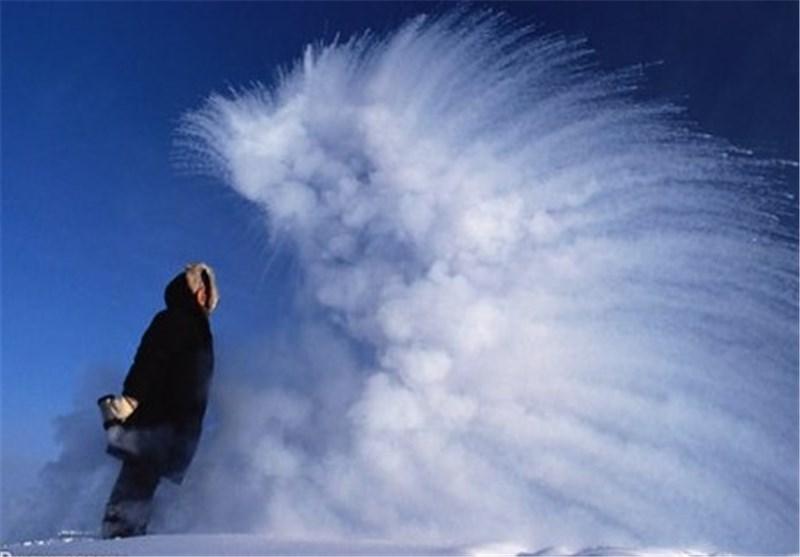 دمای سیبری 10 درجه گرمتر از حد متوسط خود