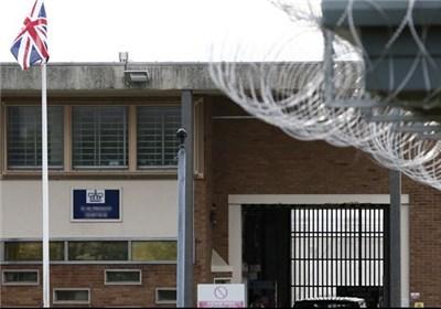 زندان دارن استاپلس انگلیس / زندان انگلیس