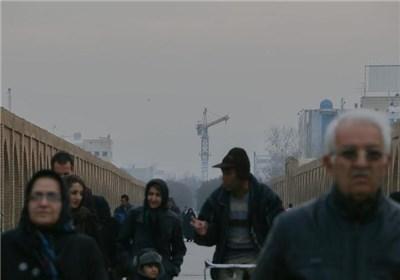 آلودگی و مردم اصفهان 3