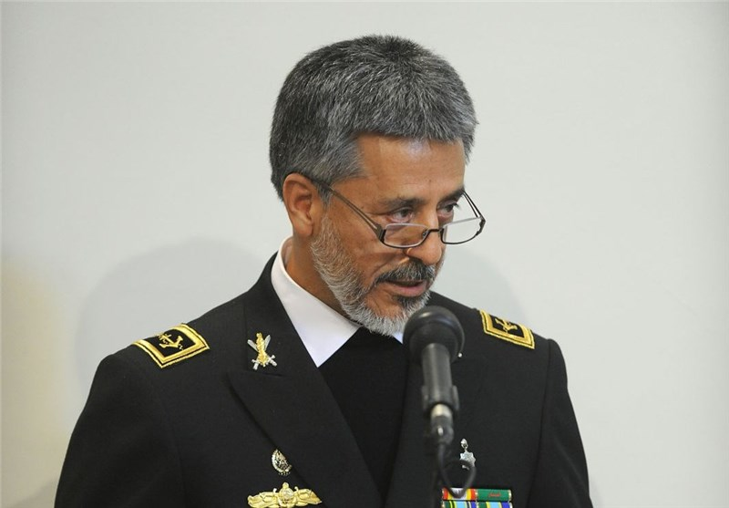 Iranian, Russian Navy Commanders Discuss Caspian Sea Security