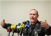 سرلشکر رحیمصفوی: تروریستها میخواستند ناامنی گستردهای در دهه فجر ایجاد کنند