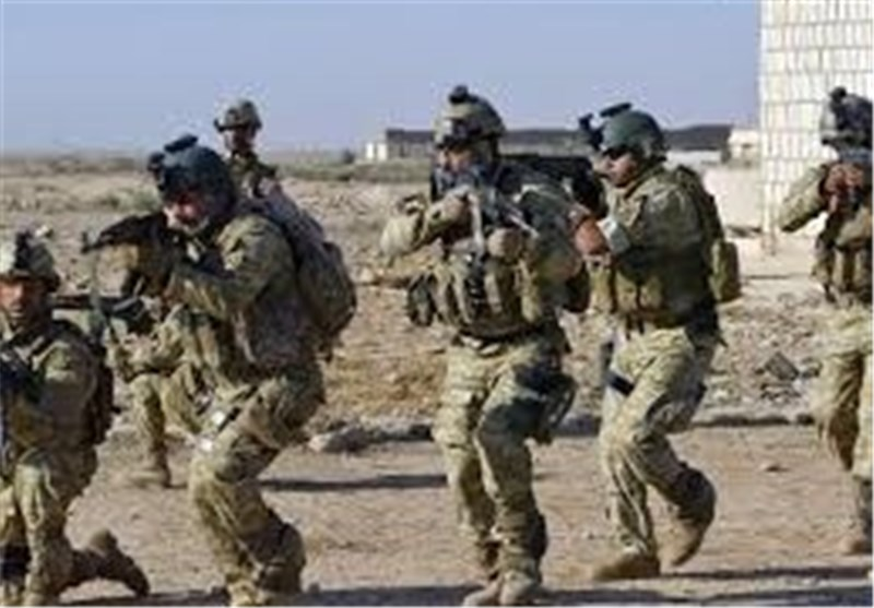 القوات العراقیة تتقدم نحو تکریت عبر 3 محاور