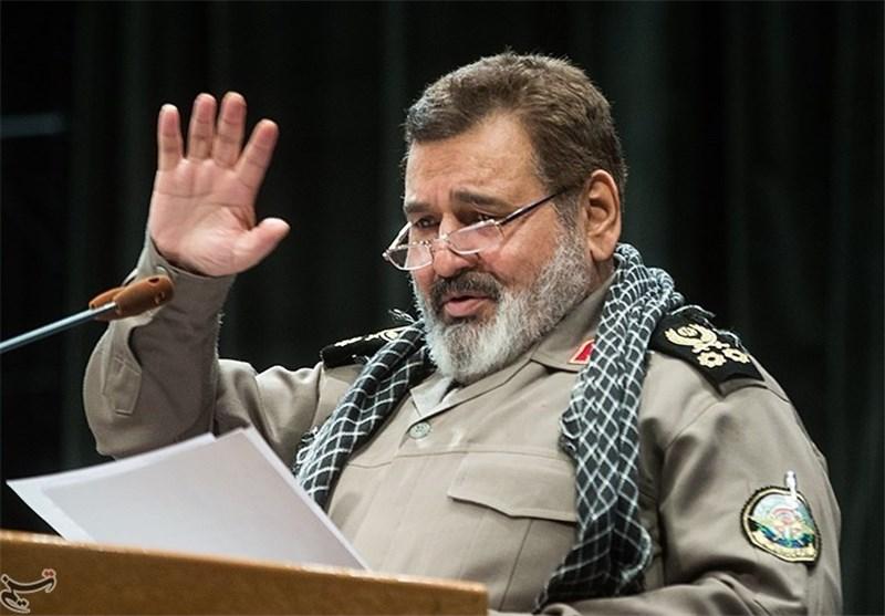 سرلشکر فیروزآبادی رئیس ستاد کل