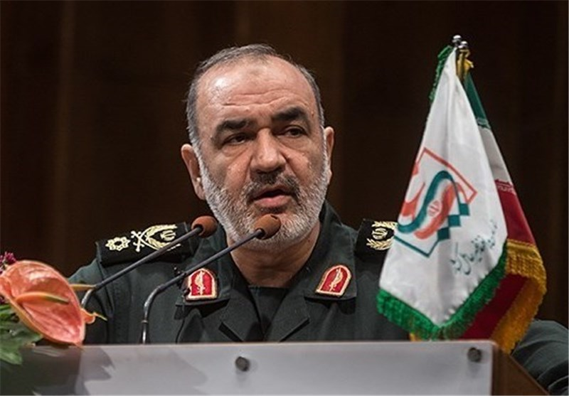 Commander Stresses Iran's Inspiring Role in Region