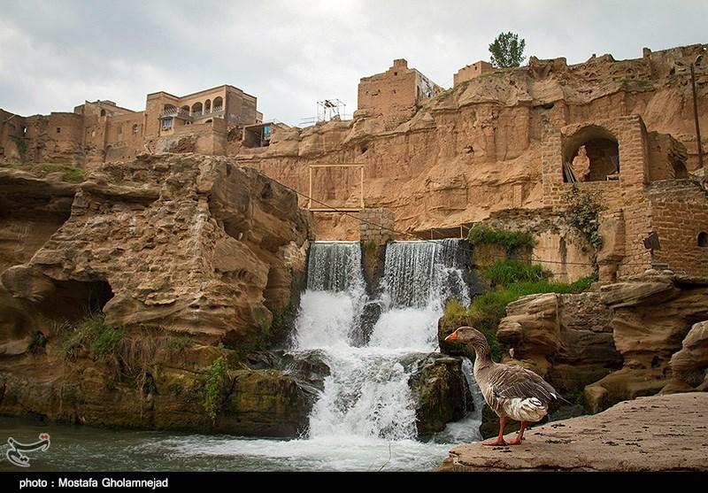سازههای آبی تاریخی شوشتر - خوزستان