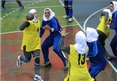 Iran Suffers Second Defeat at Asian Women's Junior Handball Championship