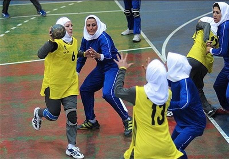 Sanandaj Comes 5th at Asian Women's Club League Handball