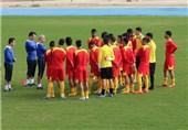 Iran Olympic Team Defeats Myanmar