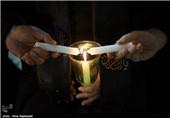 آئین خطبهخوانی شب شهادت سیدالشهدا(ع) در بارگاه رضوی آغاز شد
