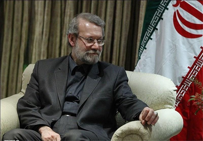 لاریجانی با رئیس مجمع ذخایر اسلامی در قم دیدار کرد