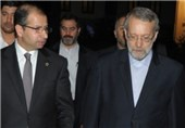 Speaker Reiterates Iran's Support for Iraq in Fight against Terrorism