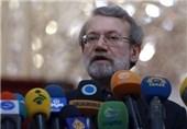 Terrorism in Iraq Partly Resolved with Iran's Help: Larijani