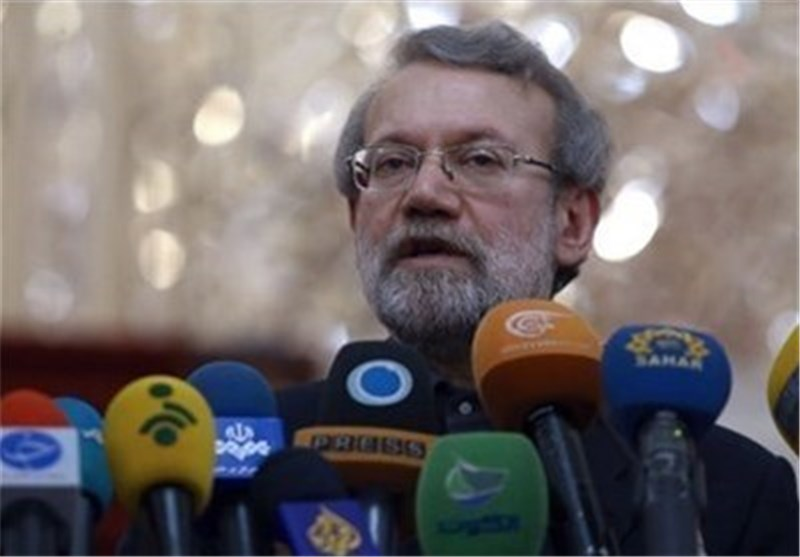 Larijani Hails Shared Views in Regional Tour