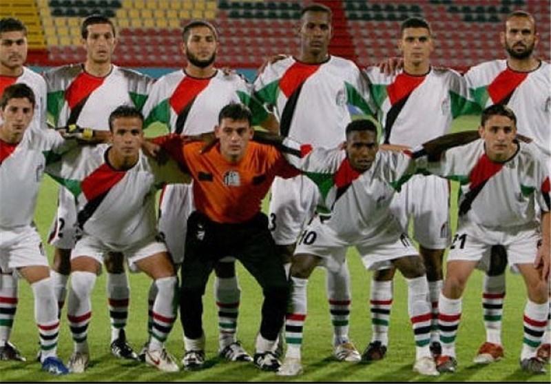 فلسطینی فٹبال ٹیم کا آئندہ ماہ دورہ پاکستان