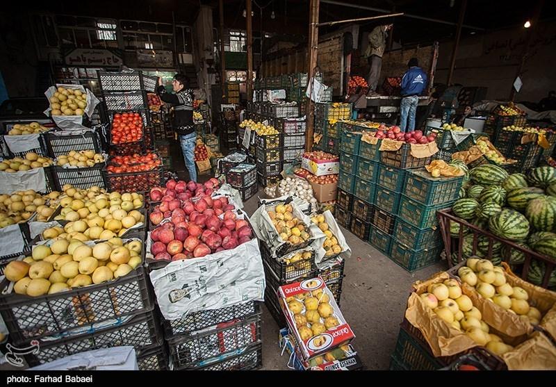 قیمت میوه و ترهبار در قم امروز چهارشنبه 8 آذر+جدول