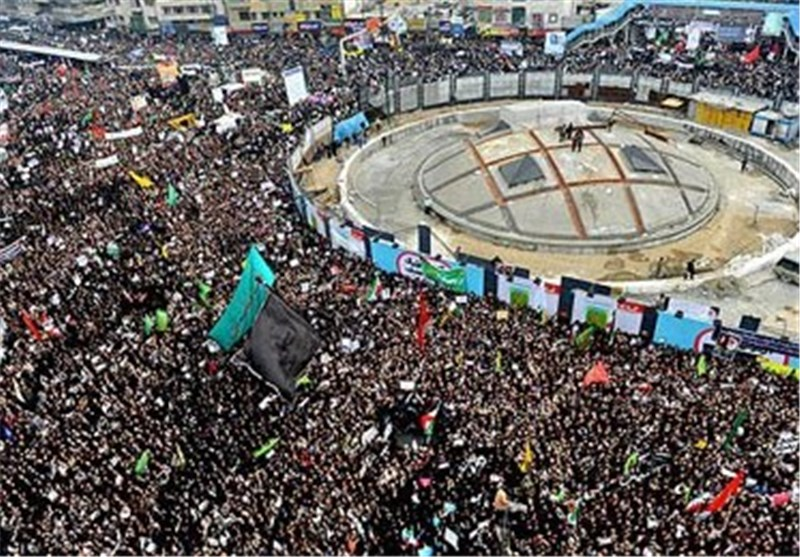 Iran Marks 2009 Massive Public Support for Islamic Republic