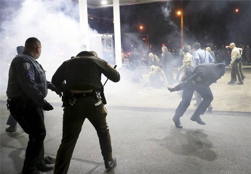 Ferguson Police on High Alert after 'Ambush' Shooting of 2 Officers