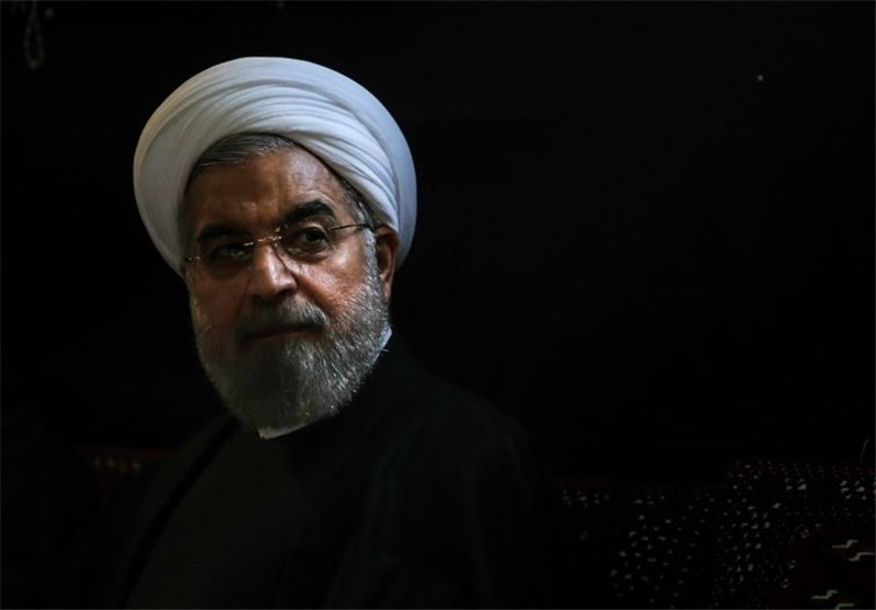 Iran's Rouhani Offer Condolences on Saudi King's Death