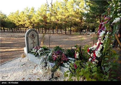 قبرستان ارامنه شهر اصفهان