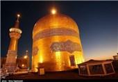 جشن میلاد حضرت محمد (ص) در حرم رضوی برگزار میشود