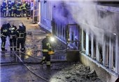 Swedish Marchers Denounce Christmas Day Arson Attack on Mosque