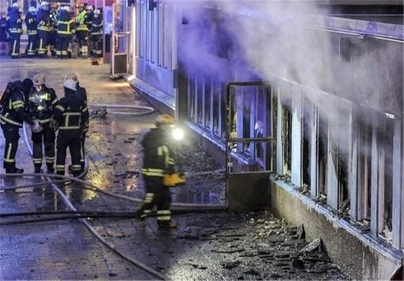 Protesters Demand End to Sweden Mosque Attacks