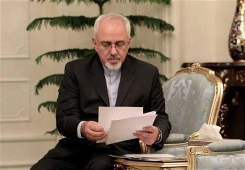 ظریف یعزی بوفاة رئیس الحکومة اللبنانیة الأسبق عمر کرامی