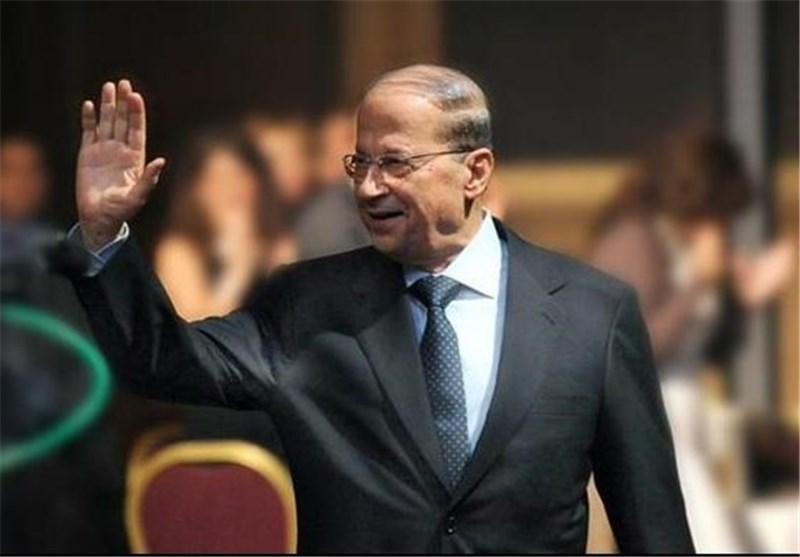 میشل عون رئیس آزاد ملی لبنان
