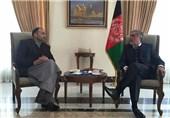 عبدالله قدرت چانهزنی ندارد، رایزنی حزب «جمعیت» توسط «عطا محمد» با ریاست جمهوری افغانستان